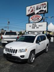 Used 2012 Jeep Compass SPORT FWD for sale in Windsor, ON