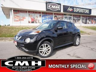 Used 2015 Nissan Juke S  AWD CAM BLUETOOTH PWR-GROUP 17
