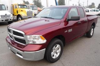 Used 2017 RAM 1500 Tradesman Quad Cab 4WD for sale in Burnaby, BC