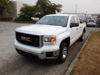 Used 2015 GMC Sierra 1500 Double Cab 4WD for sale in Burnaby, BC