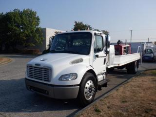 Used 2004 Freightliner M2106 Cement Pump Truck With Diesel for sale in Burnaby, BC