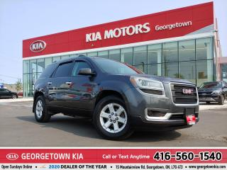 Used 2013 GMC Acadia SLE2 | 7 PASS | B/T | B/U CAM | HEATED SEATS | for sale in Georgetown, ON