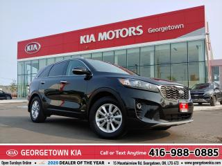 Used 2019 Kia Sorento EX | AWD | LTHR | 7 PASS | B/U CAM | HTD STS | B/T for sale in Georgetown, ON