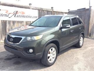 Used 2011 Kia Sorento LX for sale in Stittsville, ON