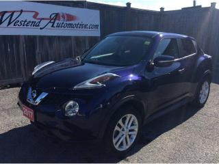 Used 2017 Nissan Juke SV for sale in Stittsville, ON