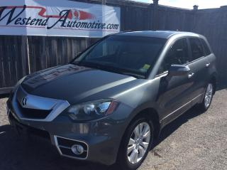 Used 2011 Acura RDX Limited for sale in Stittsville, ON