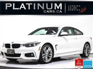 Used 2018 BMW 4 Series 440i xDrive, COUPE, AWD, M-SPORT, NAV, PREMIUM, BT for sale in Toronto, ON
