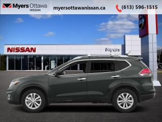 Used 2015 Nissan Rogue SV  - Sunroof -  Bluetooth -  Heated Seats - $98 B/W for sale in Ottawa, ON