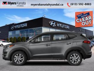 New 2021 Hyundai Tucson 2.4L Luxury AWD for sale in Kanata, ON