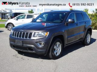 Used 2015 Jeep Grand Cherokee Laredo for sale in Kanata, ON