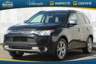 Used 2015 Mitsubishi Outlander SE 4WD TOIT OUVRANT for sale in Ste-Rose, QC