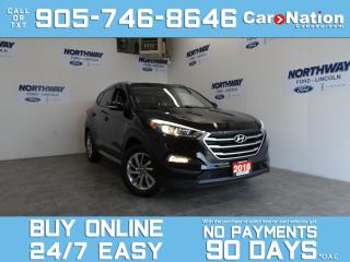 Used 2018 Hyundai Tucson PREMIUM   AWD   TOUCHSCREEN   NEW CAR TRADE for sale in Brantford, ON