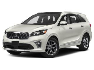 New 2020 Kia Sorento SX V6 for sale in Coquitlam, BC