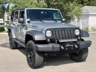 Used 2014 Jeep Wrangler WILLYS  SPORT 2 TOITS for sale in Ste-Marie, QC