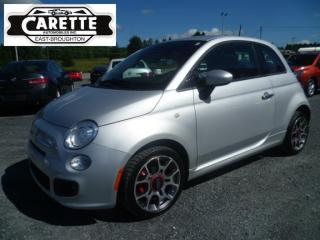 Used 2014 Fiat 500 Sport for sale in East broughton, QC