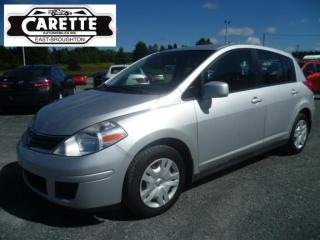 Used 2012 Nissan Versa for sale in East broughton, QC