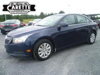 Used 2011 Chevrolet Cruze LT for sale in East broughton, QC