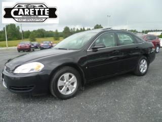 Used 2006 Chevrolet Impala LT for sale in East broughton, QC