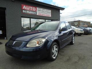 Used 2008 Pontiac G5 ** 129 000 KM ** for sale in St-Hubert, QC