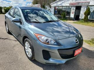 Used 2012 Mazda MAZDA3 GX for sale in Barrie, ON