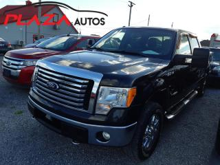 Used 2012 Ford F-150 4WD SuperCrew  XLT, XTR ECOBOOST for sale in Beauport, QC