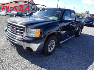 Used 2012 GMC Sierra 1500 4WD Ext Cab  SL Nevada Edition for sale in Beauport, QC