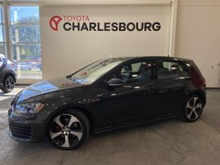 Used 2017 Volkswagen Golf GTI Autobahn - GTi - Manuelle for sale in Québec, QC