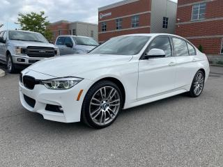 Used 2018 BMW 3 Series 340i xdrive m-pkg for sale in Laval, QC
