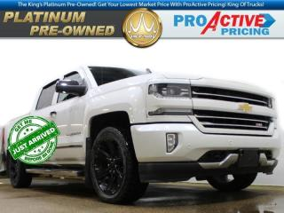 Used 2017 Chevrolet Silverado 1500 LTZ Z71 for sale in Virden, MB