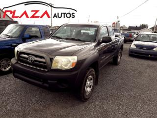 Used 2010 Toyota Tacoma 4WD Access Cab V6 Man for sale in Beauport, QC
