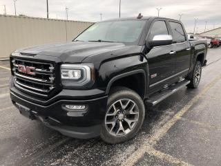 Used 2016 GMC Sierra 1500 SLT ALL TERRAIN CREW 4X4 for sale in Cayuga, ON