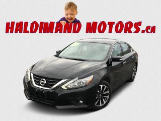 Used 2016 Nissan Altima SL for sale in Cayuga, ON