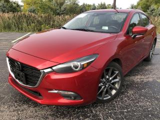 Used 2018 Mazda MAZDA3 GT 2WD for sale in Cayuga, ON