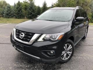 Used 2018 Nissan Pathfinder SL 4WD for sale in Cayuga, ON