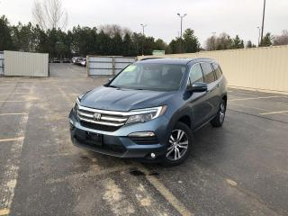 Used 2016 Honda Pilot EXL AWD for sale in Cayuga, ON