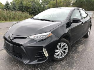 Used 2018 Toyota Corolla SE 2WD for sale in Cayuga, ON