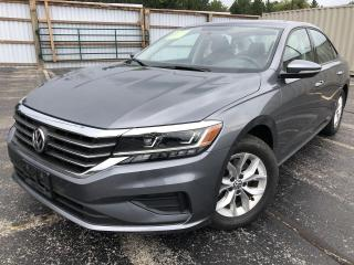 Used 2020 Volkswagen Passat Comfortline 2WD for sale in Cayuga, ON