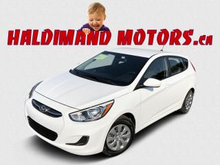 Used 2017 Hyundai ACCENT L 2WD for sale in Cayuga, ON