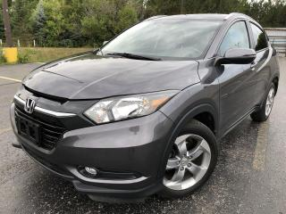 Used 2016 Honda HR-V Ex-L Awd for sale in Cayuga, ON