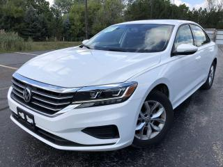 Used 2020 VW PASSAT COMFORTLINE 2WD for sale in Cayuga, ON