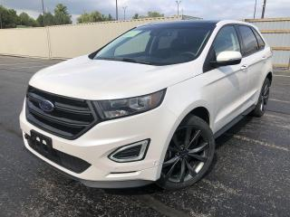 Used 2018 Ford Edge SPORT AWD for sale in Cayuga, ON