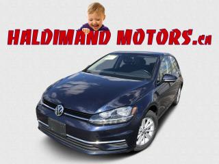 Used 2019 Volkswagen Golf 2WD for sale in Cayuga, ON