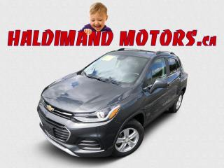 Used 2017 Chevrolet Trax LT AWD for sale in Cayuga, ON