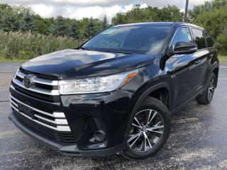 Used 2018 Toyota Highlander LE 2WD for sale in Cayuga, ON