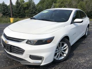 Used 2017 Chevrolet Malibu 1LT 2WD for sale in Cayuga, ON