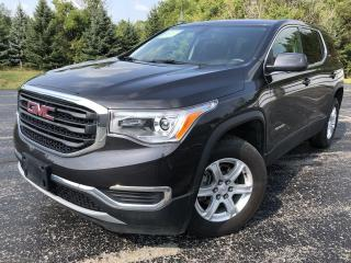 Used 2017 GMC Acadia SLE-1 AWD for sale in Cayuga, ON