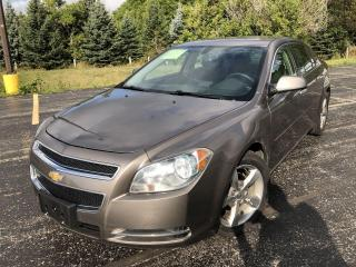Used 2012 Chevrolet Malibu 1LT 2WD for sale in Cayuga, ON
