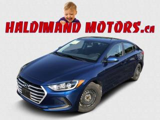 Used 2017 Hyundai Elantra LE 2WD for sale in Cayuga, ON
