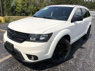 Used 2016 Dodge Journey SXT 2WD for sale in Cayuga, ON