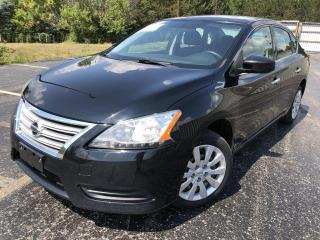 Used 2015 Nissan Sentra S 2WD for sale in Cayuga, ON